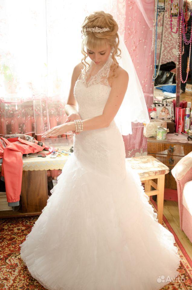 Свадебное платье в твери