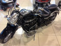 Мотоцикл Yamaha XV1900A Midnight Star 2012г. новый