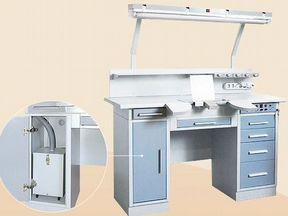 Столы металлические зубтехнические ювелирные