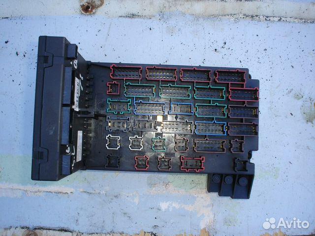 Mercedes ML W163 98-04 Блок