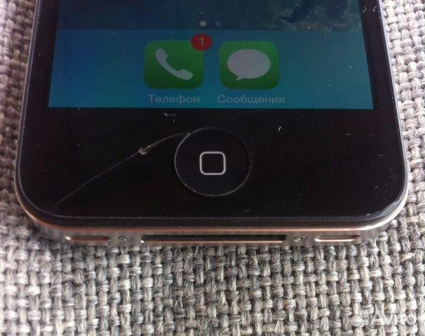 Купить iPhone 4S 32Gb (черный) мобильный телефон