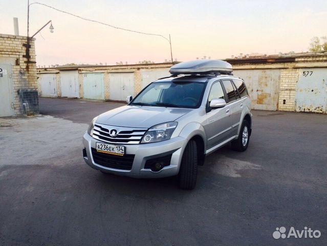 Купить б/у Great Wall Hover с пробегом: продажа - Auto ru