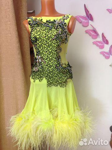 Платье латина ю2