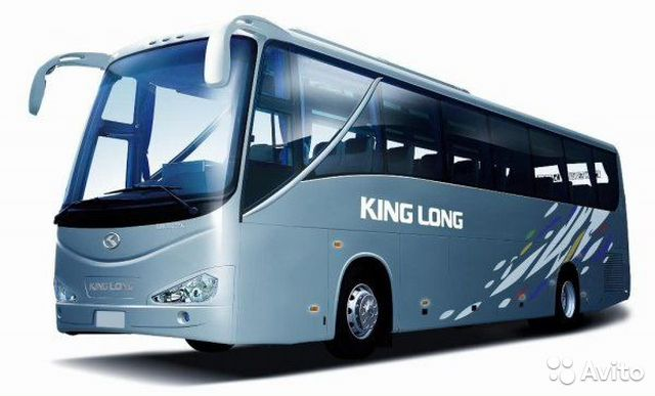 Ремонт китайских автобусов купить 1