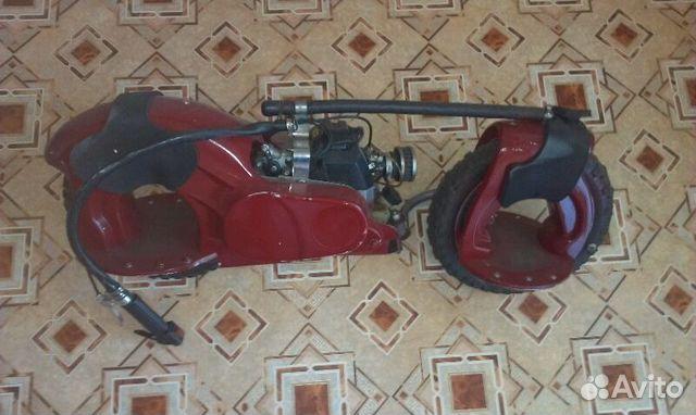 Мотоцикл для ног
