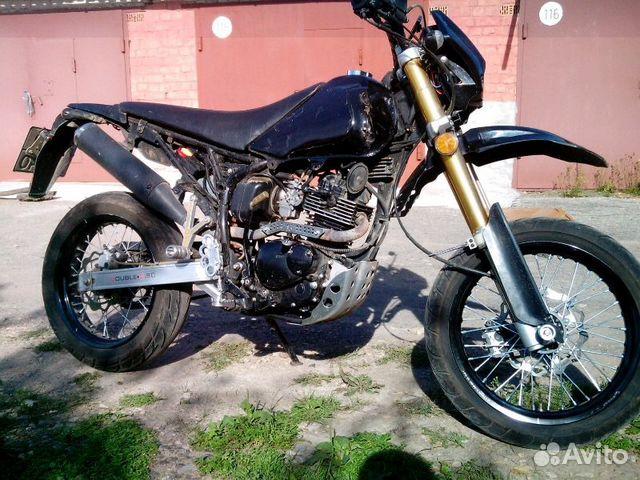 Продам мотоцикл нет пластика