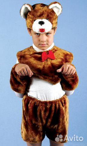Как сшить костюм медведя своими руками детский