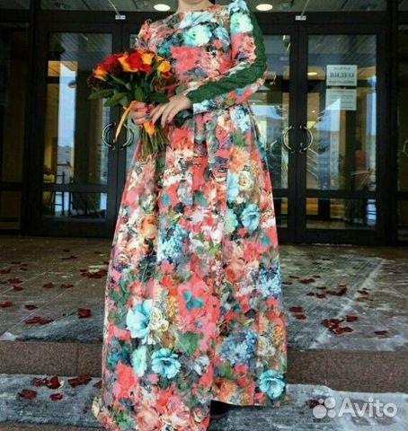 Дизайнерское платье продам 89044771948 купить 1