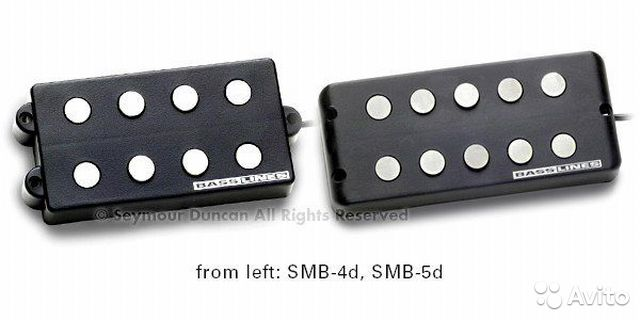 Pickup Music Man (ceramic) SMB-5d купить 1