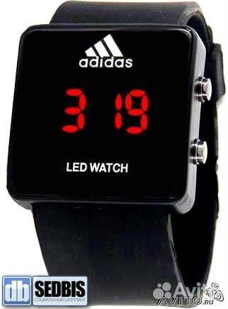 Электронные часы наручные мужские купить в москве недорого