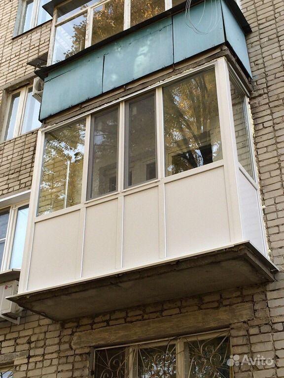 Балкон п-образный (француз) купить в саратовской области на .