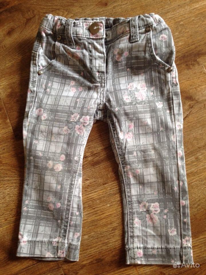фирменные джинсы монтана с двойной наружной строчкой