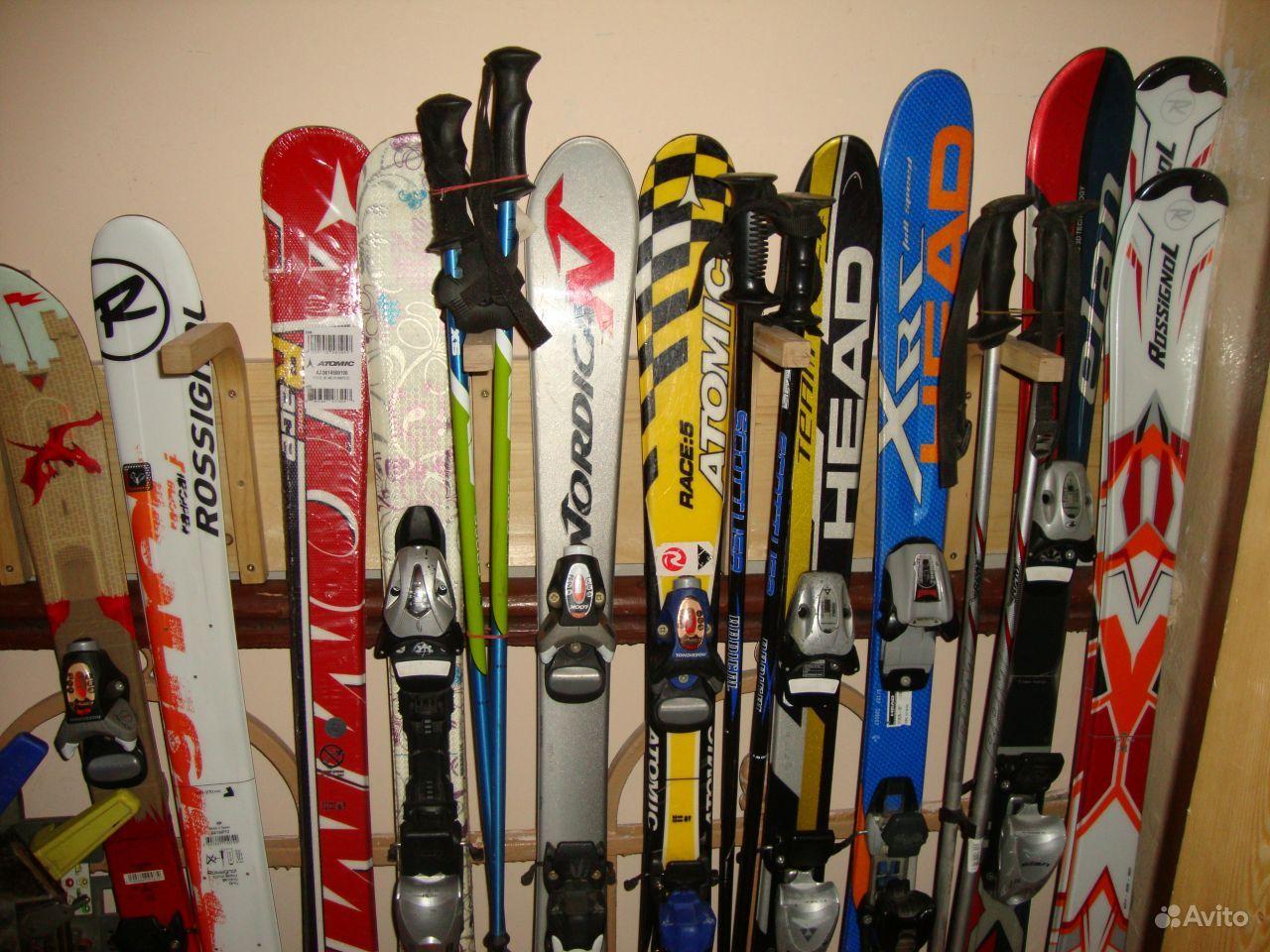 купить горные лыжи с ботинками б у график