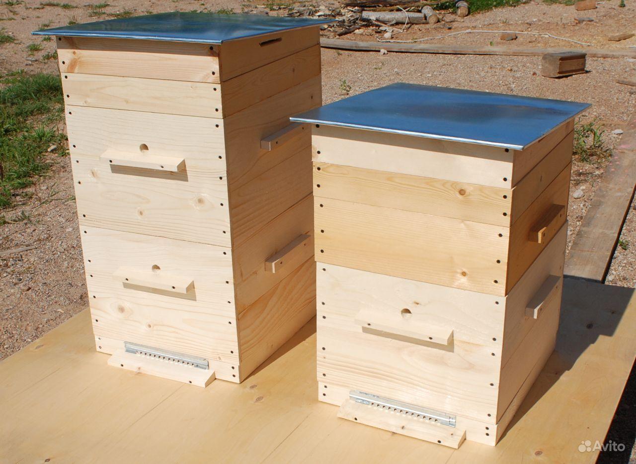 Продам пчелосемьи в дадановских ульях