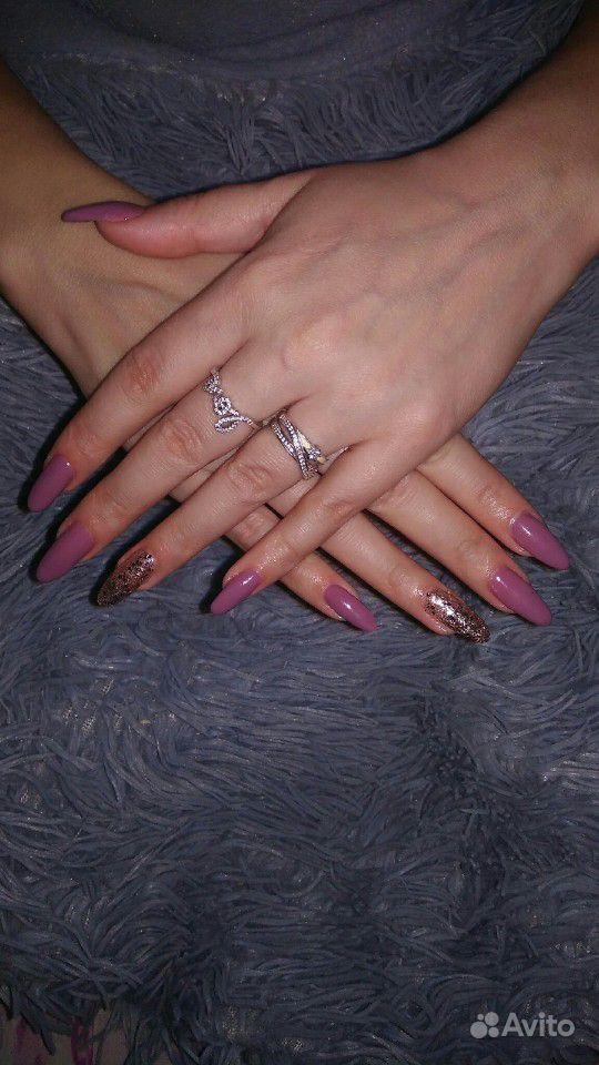 Маникюр,наращивание ногтей купить на Вуёк.ру - фотография № 7