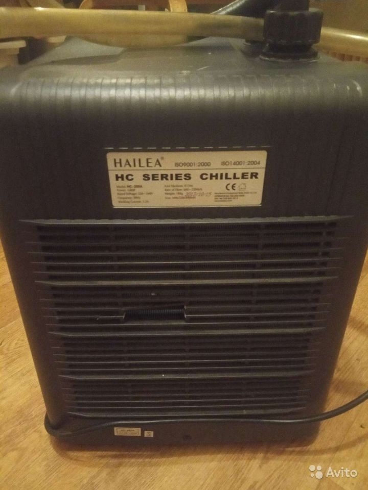 Чиллер(Охладитель,холодильник) для аквариума купить на Зозу.ру - фотография № 5