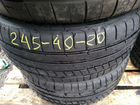 Goodyear Eagle Assimetric2 F1 275/35/20+ 245/40/20