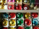Коллекционные новогодние елочные игрушки