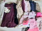 Пакет летних вещей на девочку 1-1.5 г (80-92