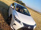 Lexus RX 3.5AT, 2016, 65000км