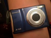 Фотоаппарат Olympus X-43