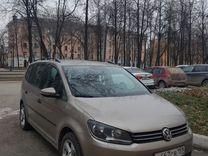 Volkswagen Touran, 2012 г., Пермь