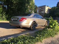Mercedes-Benz CL-класс, 2007