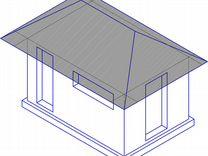 Создание чертежей, 3-D моделирование, оцифровка