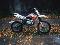 Питбайк Patron Junior 125 Cross