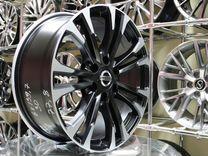 Литые диски R20 6x139.7 на Nissan Patrol, Infiniti