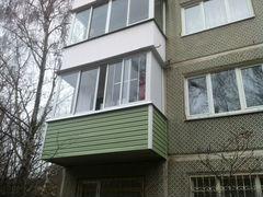 Монтаж балконов под ключ в туле.