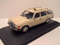 Mercedes Benz 200T Break W123 Kombi Taxi 1980 1/43