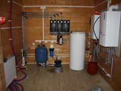 Автономное газовое отопление для дома