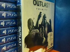 Outlast Trinity Sony Playstation 4 PS4