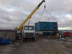 Аренда автокрана 14, 25 тонн Гатчина Коммунар