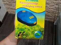 Компрессор для аквариума