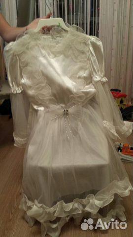 Авито купить детское выпускное платье недорого