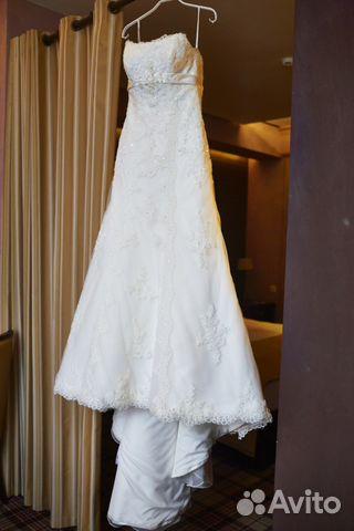 Свадебное платье тюмень авито