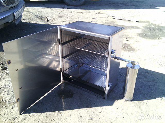 Коптильня купить в челябинске холодного копчения самогонный аппарат добрый жар домашний с сухопарником 100л /119