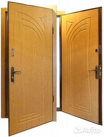 металлические двери для дома дмитров