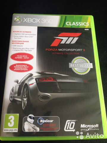 Forza Motorsport 3        Xbox 260Xbox 260