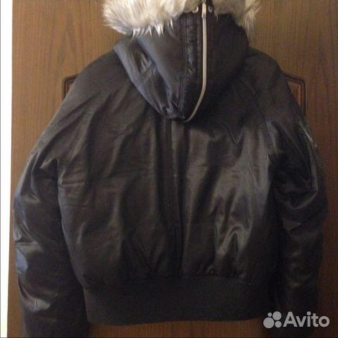 e2378df3 Куртка зимняя Nike купить в Московской области на Avito — Объявления ...