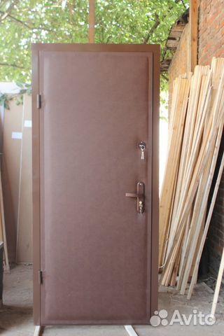дверь металлическая егорьевск купить