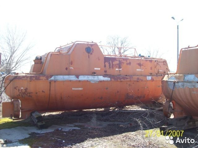 лодка спасательная стриж-рр