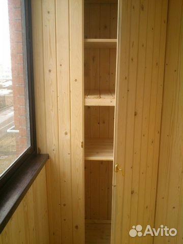 Услуги - обшивка балконов и лоджий. гарантия качества в респ.