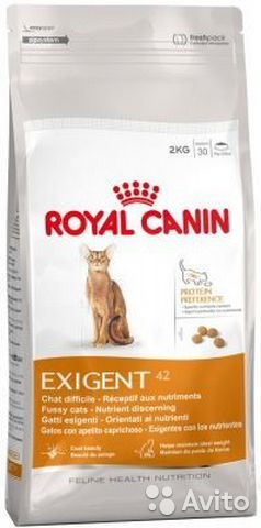 Корм Royal Canin Exigent 42 Protein Preference— фотография №1