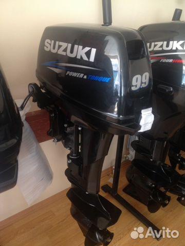 лодочные моторы suzuki dt9.9as цена
