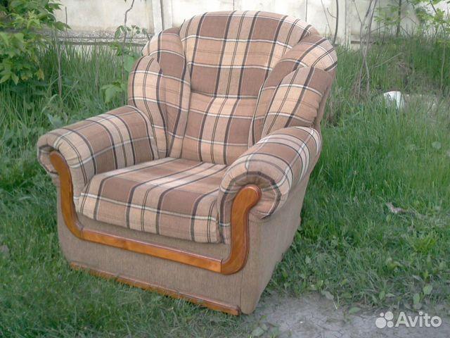 Кресло-качалку   б.у
