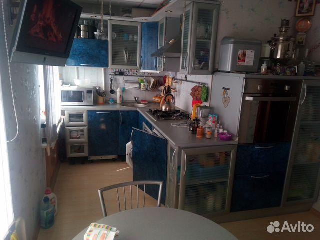 Продается четырехкомнатная квартира за 3 450 000 рублей. Ханты-Мансийский АО, Югорск, ул.Железнодорожная,35.