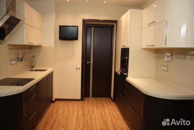 Кухня с любым количеством метров площади может быть как пере.